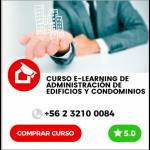 Curso E-learning Administración de Edificios y Condominios